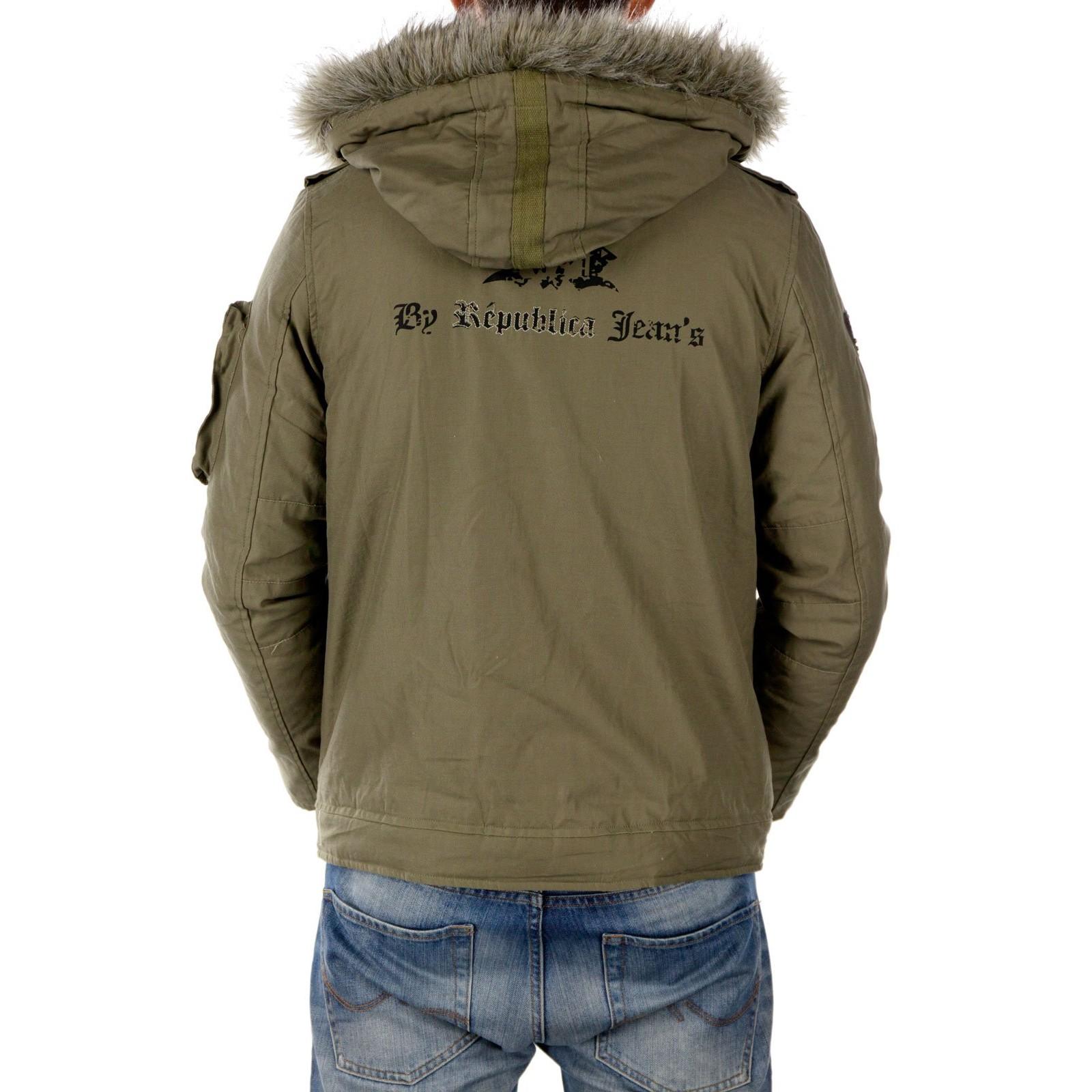 jacke herren winterjacke outdoorjacke mantel parka dicke. Black Bedroom Furniture Sets. Home Design Ideas