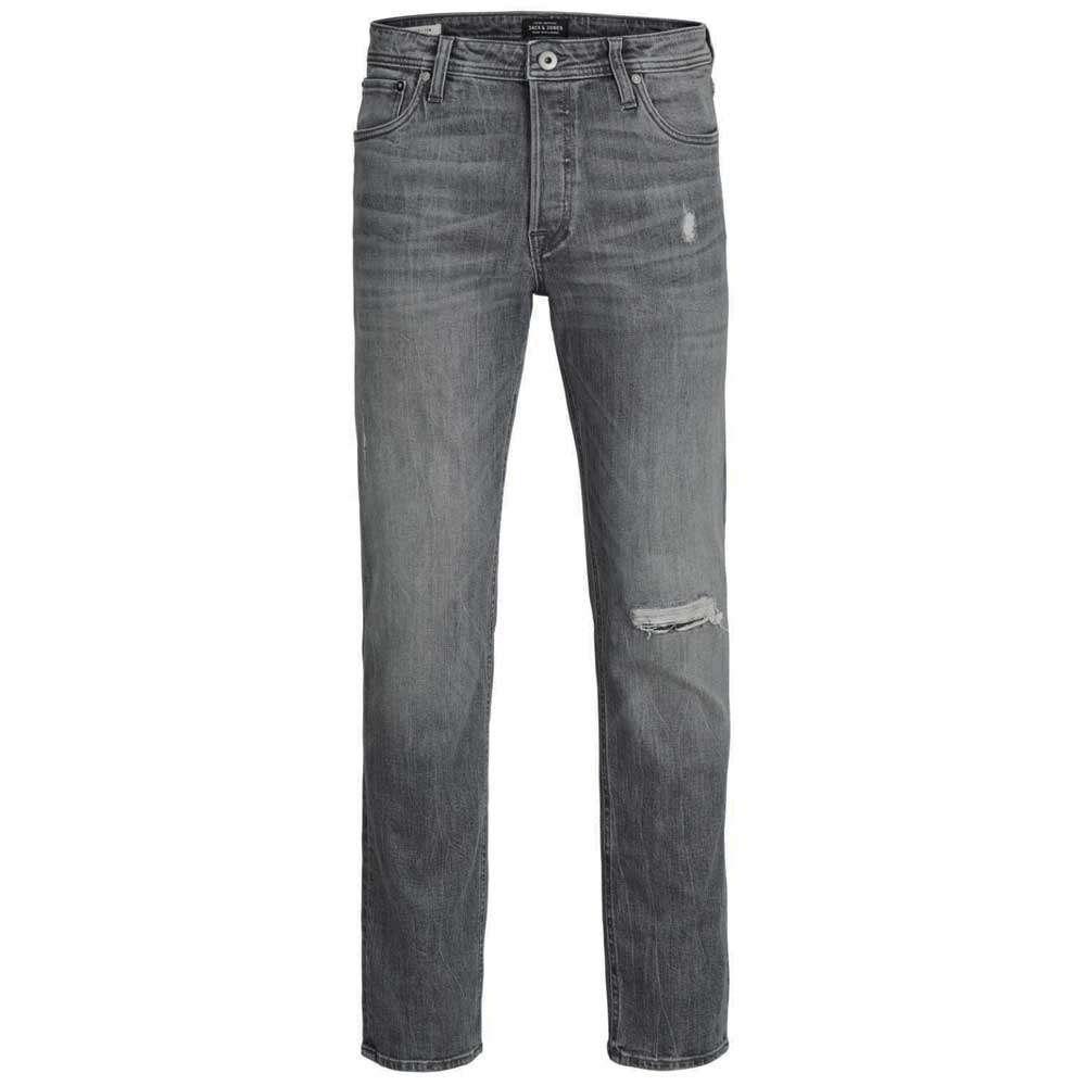 low cost f5b2e bd745 Jack & Jones Herren Jeans TIM 574 in Grau