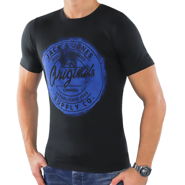 a29d39ac0b3559 Jack   Jones Herren T-Shirt JorRejistood (2)