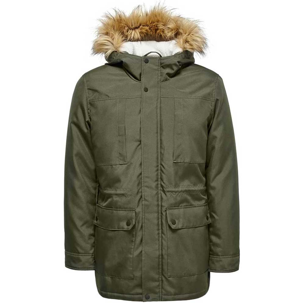 info for pretty cool new arrive Only & Sons Winterjacke Onseskil Parka Jacket
